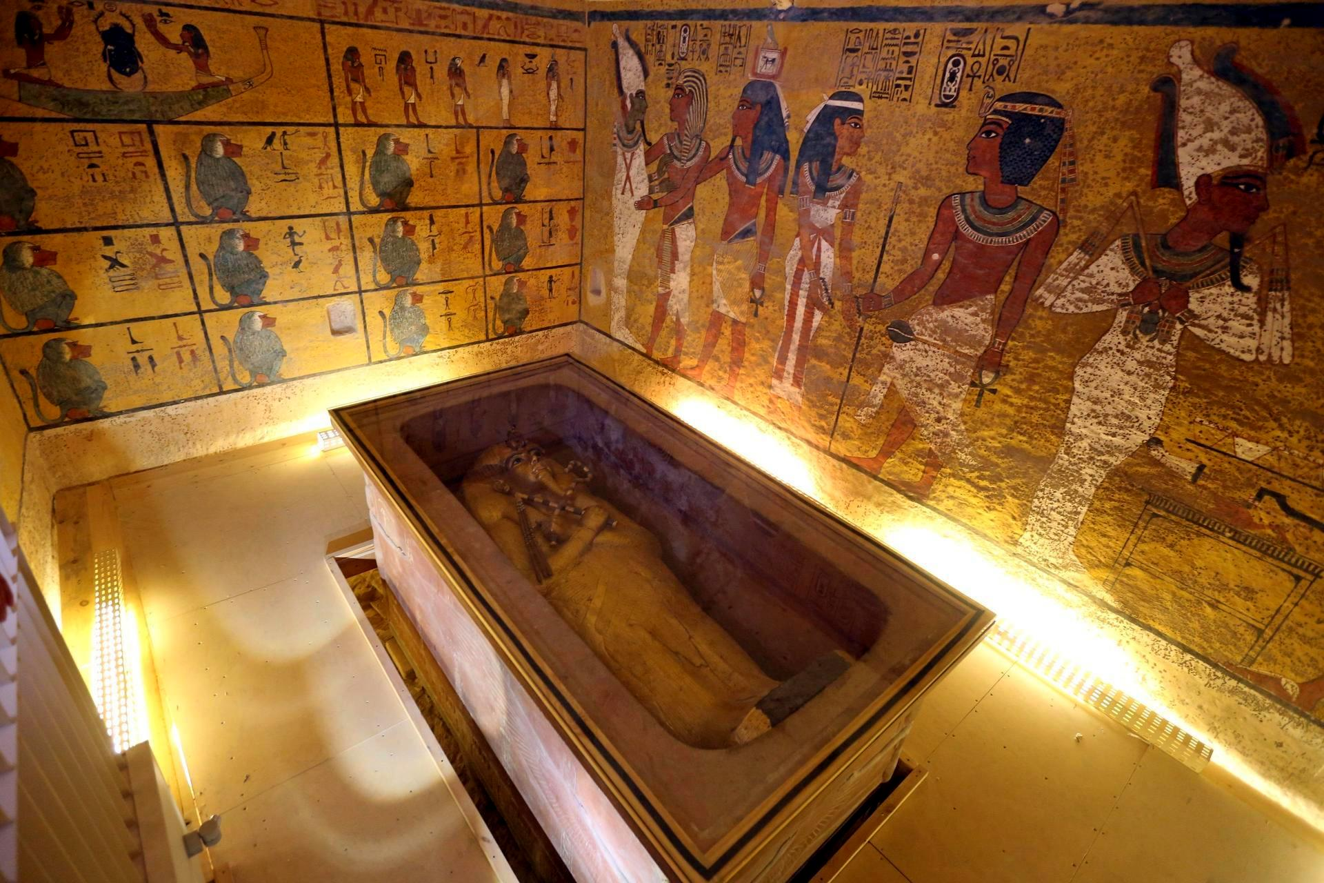 the life and tomb of king tutankhamun King tut is chiefly known for his intact tomb, discovered in egypt's valley of the kings in 1922 since then, his remains have held millions in awe over the mystery of his life and death king.